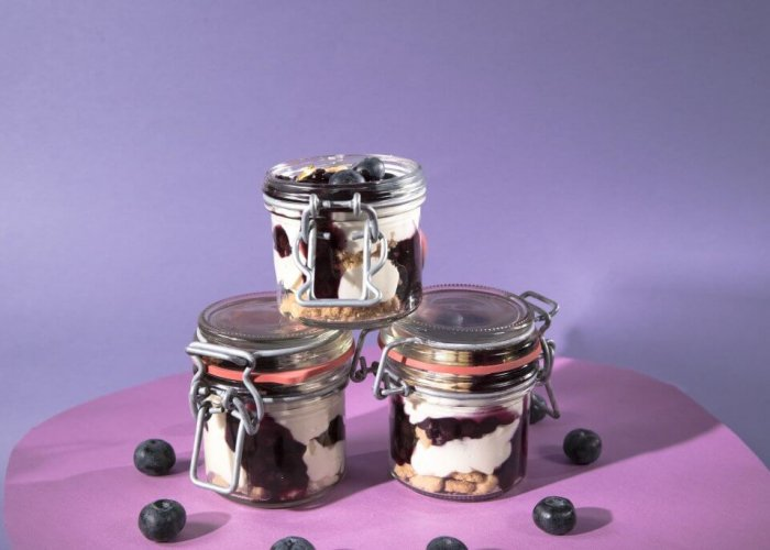 Hotel Jen_Cheesecake in a Jar