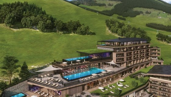 2_DAS EDELWEISS - Salzburg Mountain Resort_Aussenansicht